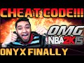 STG FINDS A CHEAT CODE TO GET ONYX PLAYERS! THIS IS CRAZY LOL! NBA 2k15 Pack Opening!