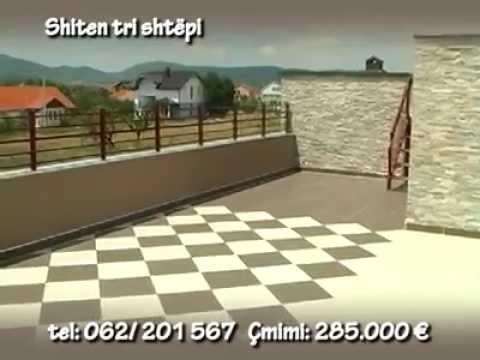 Shiten 3 shtëpi luksoze në Preshevë