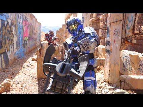 Halo 5 for Xbox 720 - In Real Life