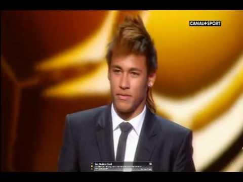 Bola de Ouro FIFA Neymar Melhor gol de 2012 (FIFA Puskás Award 2012) 09/01/2012