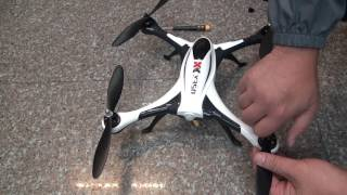 getlinkyoutube.com-偉力控 XK X350 正反槳的安裝