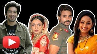 getlinkyoutube.com-Sanaya Irani, Ashish Sharma Praises Mohit Sehgal, Archana Taide In Qubool Hai