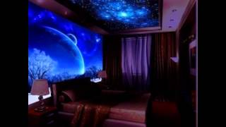 getlinkyoutube.com-Glow In The Dark Bedroom Design Ideas Inspiration