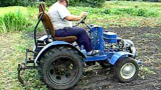 Home made tractor Slavik