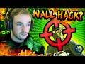 WALL HACK!?