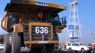 Thiess Satui Coal Mine Project (2012)