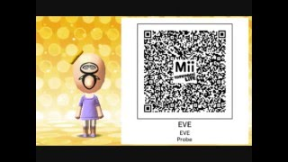 getlinkyoutube.com-Tomodachi Life: QR codes of Miis from various Movies, Web & TV shows and Video Games