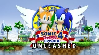 getlinkyoutube.com-Sonic 4 Episode Unleashed PREVIEW