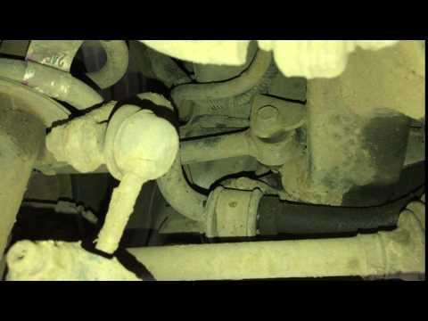 Стук верхнего поперечного рычага Додж Джорни рестайл