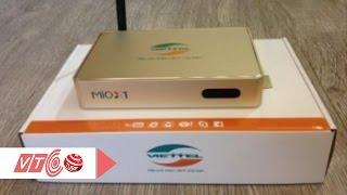 getlinkyoutube.com-Androi TV XMIO: Cả nhà cùng mê | VTC