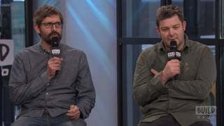 """Louis Theroux And John Dower Discuss Their Documentary, """"My Scientology Movie"""""""
