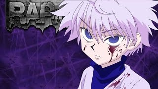 Rap do Killua | Máquina de matança (Hunter X Hunter) | VG Beats