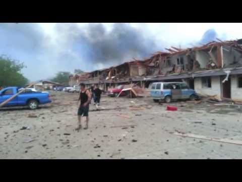 West, TX Fertilizer Plant Explosion 4/17/2013 (Pt. 2)