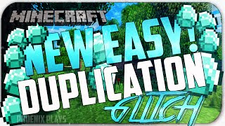 getlinkyoutube.com-Minecraft Console: *NEW* Super Easy Minecraft TU31 Duplication Glitch - Duplication Glitch Tutorial