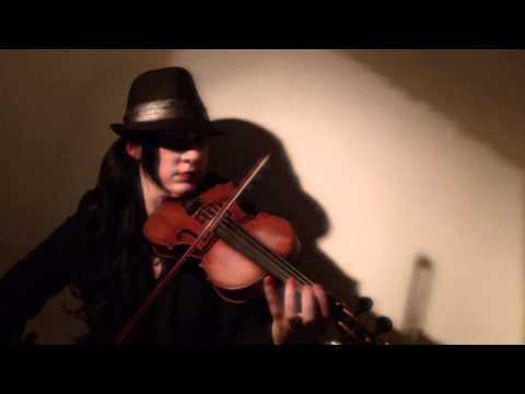 Canon Rock Violin Cover   Alison Sparrow