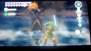 getlinkyoutube.com-Zelda Skyward Sword Last Boss Hero Mode!!! SPOILERS!!!!