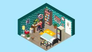 getlinkyoutube.com-Pro Game Manager-Симулятор про геймера | Часть - 1
