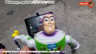 getlinkyoutube.com-#3 Arrumando brinquedos Transformes Toy Story Hulk Marvel Ben 10 Simpons Imaginext Playskool Toys