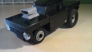 getlinkyoutube.com-How to build a Lego American Muscle car