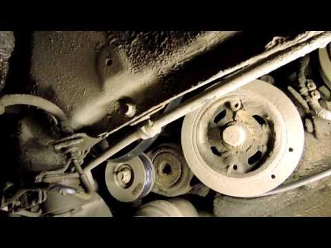 Замена насоса Гидроусилителя Mazda 3