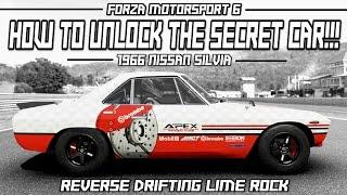 getlinkyoutube.com-Forza Motorsport 6 - How To Unlock The Secret Car - 1966 Nissan Silvia