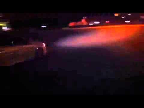 Ночные покатушки Chevrolet Lacetti