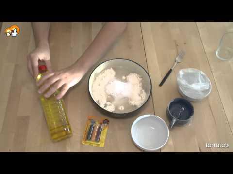 Aprende a fabricar tu propia plastilina casera- Tutorial