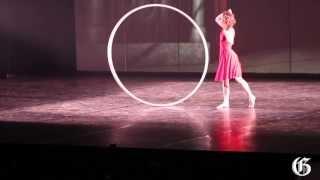getlinkyoutube.com-Video : Premiere of Cirque Eloize's Cirkopolis.