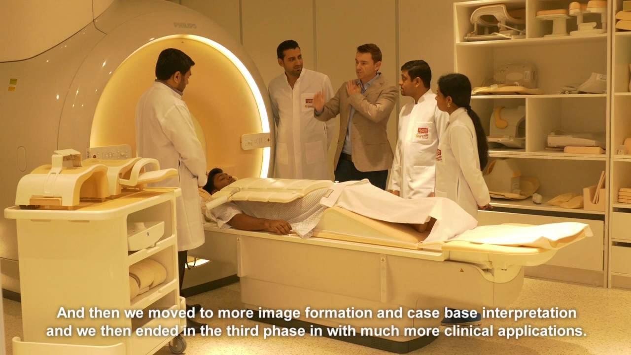 Philips MRI Centre of Excellence, Burjeel Hospital for Advanced Surgery
