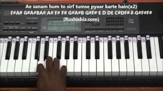 getlinkyoutube.com-Teri Umeed Tera Intezar (Classic Notes) - Deewana