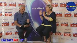Elezioni Comunali Cariati 2018 MARIA ELENA CICCOPIEDI L'ALTERNATIVA