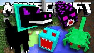 getlinkyoutube.com-РЕДКИЕ МОНСТРЫ - Minecraft (Обзор Мода)
