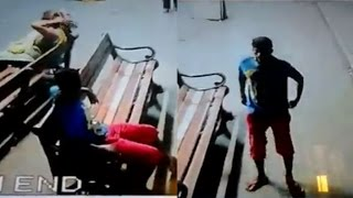 Man tries to rape a woman on train, CCTV footage reveals identity