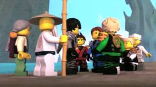 getlinkyoutube.com-Lego Ninjago music video walking away