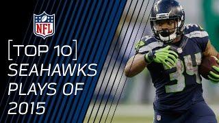 getlinkyoutube.com-Top 10 Seahawks Plays of 2015 | NFL