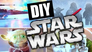 getlinkyoutube.com-DIY Star Wars : Idées de Deco Chambre / Room Decor (français)
