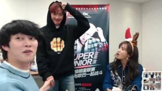 getlinkyoutube.com-161115 SM Super Celeb League (LOL) Heechul Stream Baekhyun Cut (Guest SNSD Yuri)