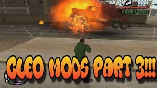 getlinkyoutube.com-Gta San Andreas:Best CLEO mods (LINK) [part3]