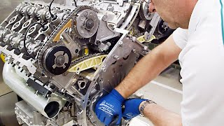 getlinkyoutube.com-► Bentley Factory - W12 Engine