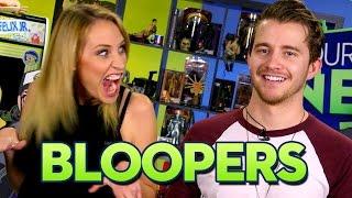 getlinkyoutube.com-Sam Said What?! Bloopers!