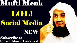 getlinkyoutube.com-LOL! Social Media ~ Mufti Ismail Menk   Sri Lanka Tour 06 Dec 2014!!!