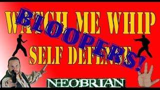 getlinkyoutube.com-Watch Me Whip Self Defense - Bloopers!