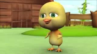 Chicken song cartoon for kid   funny cartoons   Wapsow Com