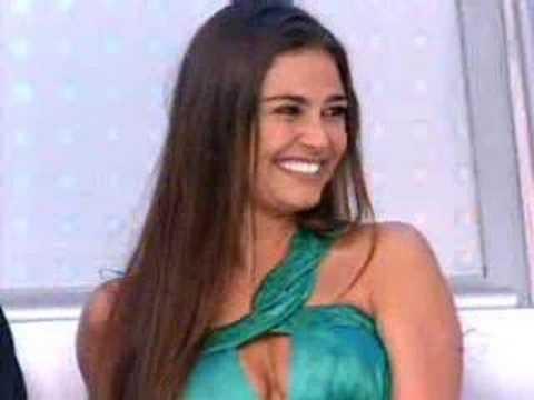 Carla Regina no Show do Tom
