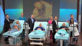 getlinkyoutube.com-The Triplets' Ultrasound Surprise on 'The Doctors'