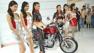 getlinkyoutube.com-2016台北車展 伊林車模 X Honda | 見面會