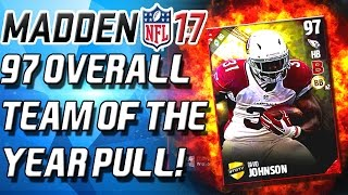 getlinkyoutube.com-97 OVERALL TEAM OF THE YEAR PULL! - Madden 17 Ultimate Team