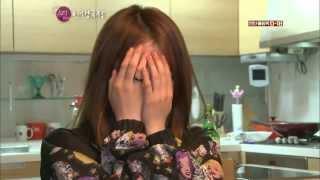 getlinkyoutube.com-T-ARA - Jiyeon and Eunjung visit Hyomin at her home