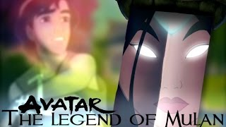 getlinkyoutube.com-Disney's Avatar: The legend of Mulan - Ep1