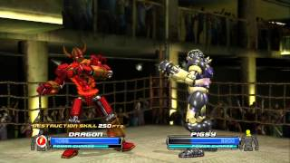 getlinkyoutube.com-Real Steel The Game: All DLC Fights (Xbox 360) [HD]